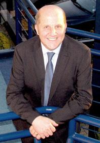 John Slater at APAM