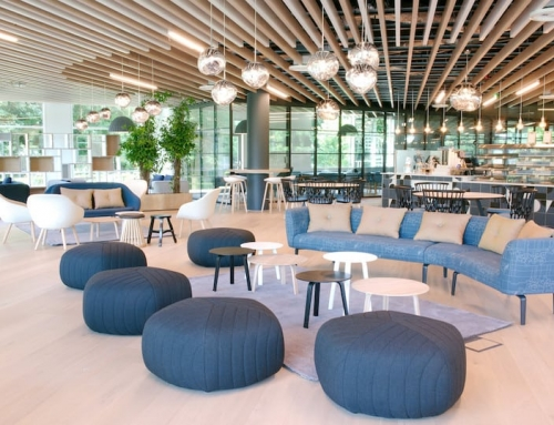 The Cafe @ no.10 at Arlington Business Park shortlisted for an award