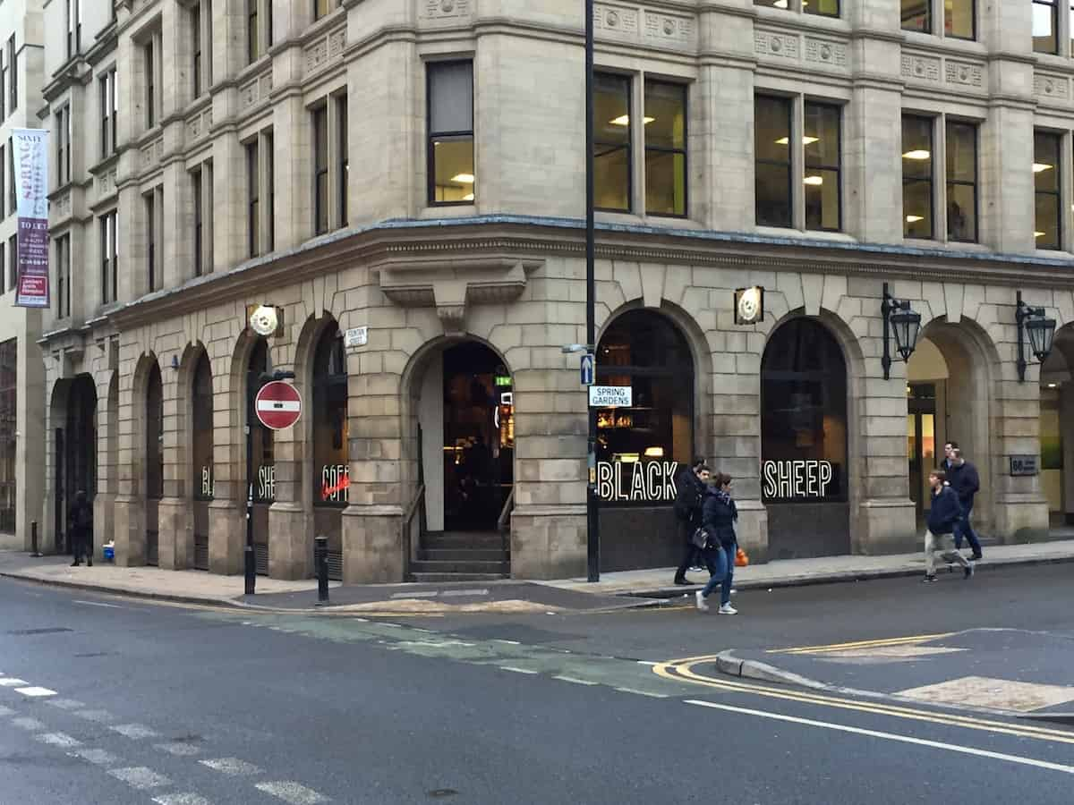 London Chain Launches Second Manchester Coffee Shop Apam