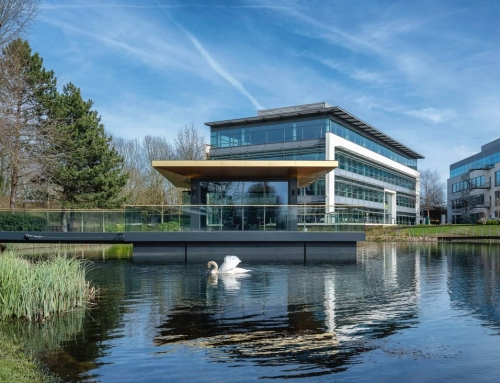 Arlington Business Park has been nominated for two Thames Valley Property Awards