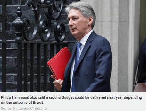 Chancellor pledges £1.5bn to 'back High Street'