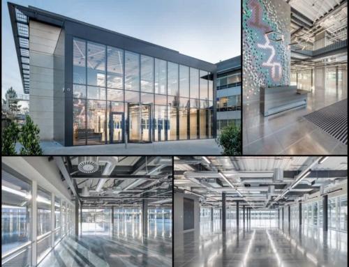 Building 1320, Arlington Business Park Launch
