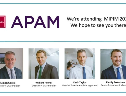 APAM is attending MIPIM 2019