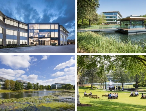 Arlington Business Park Shortlisted for Innovation Award