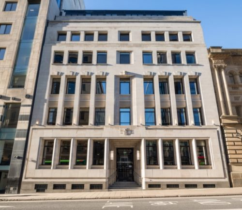 Engineering firm secured for newly refurbished 36 Park Row in Leeds