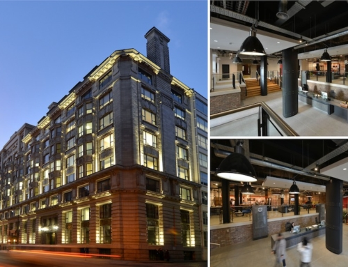 Reviewing the recent wave of refurbished offices in Manchester – Bridgewater House
