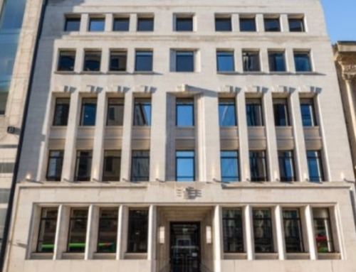 Letting Follows £2m Refurb At 36 Park Row In Leeds